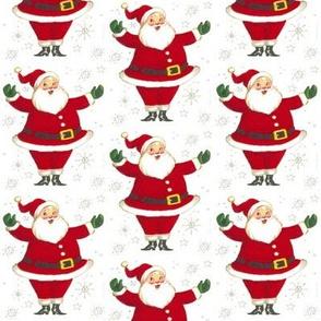 Jolly SANTA!! Christmas time by Paris Bebe