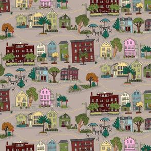 Providence Surroundings
