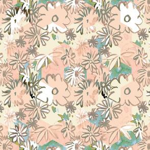 cestlaviv_hex_ peach powder daisy hex