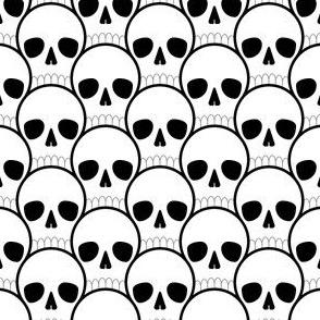 03613074 : skull pile 1