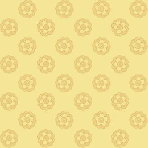 sakura - daffodil yellow