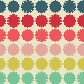 Colorful Graphic Circles