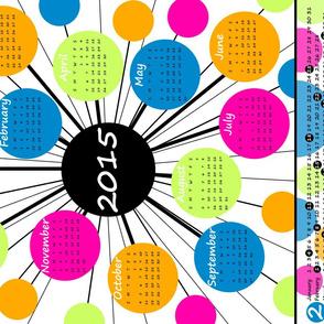 Atomic Calendar with Mini Calendar