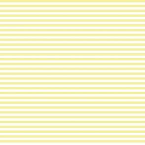Small Stripes Lt Yellow