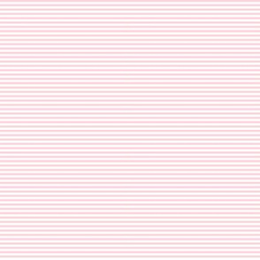 Tiny Stripes Lt Pink