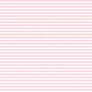 Small Stripes Lt Pink