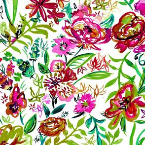 Gypsy Blooms (light)
