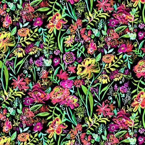 Gypsy Blooms (dark)
