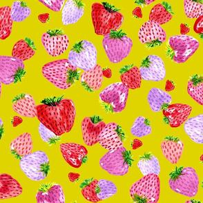 Strawberries (bright)
