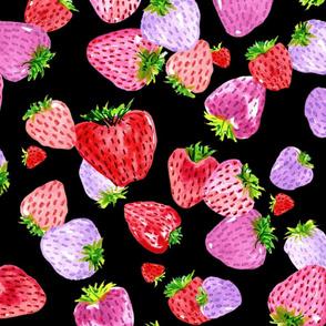 Strawberries (dark)