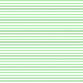 Small Stripes Lt Green