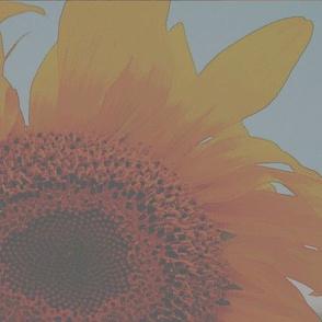 Brilliant Sunflower Muted