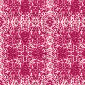 Fuschia Fusion Lace