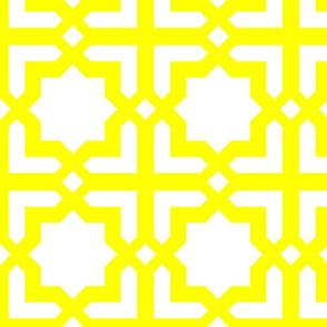 Casablanca White-Sunny Lemon XL