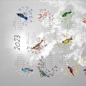 Birds Calendar 2021