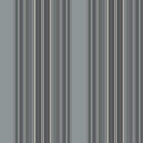 Grey Zones Stripe in Grey large © 2009 Gingezel Inc.