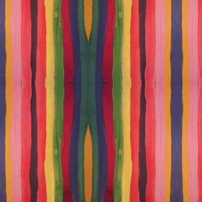 Mexi-Colour Stripe bright multi