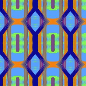 brush strokes blue green orange tell3people
