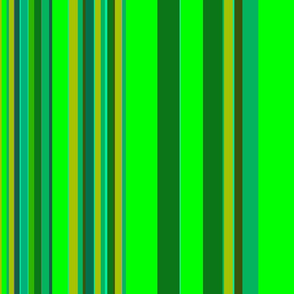 green stripe vertical pattern tell3people
