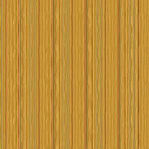Downpour Stripe in Gold