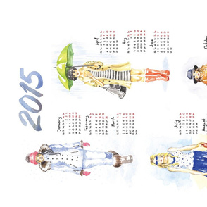 Calendar2015_FashionSeason_AnnaDlubak