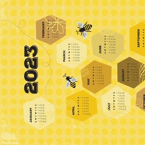 Bee Towel 2021