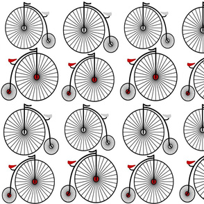 CHAPLIN'S BICYCLES