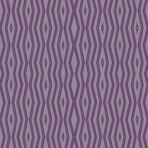 purple gray vertical stripes diamond tell3people