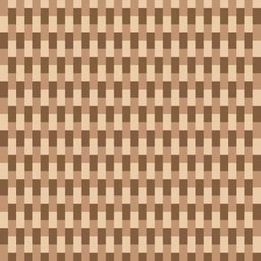 70s knit beige brown