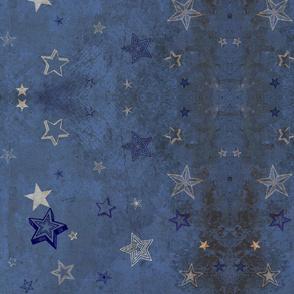 Stars and stars stonewashed