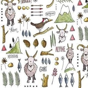 Billy Goat, Billy Goat