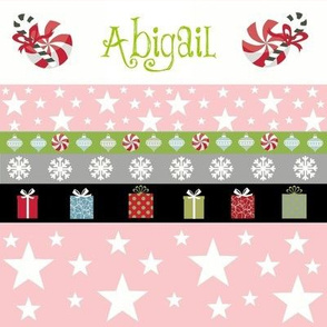 Holiday Star Gifts-pink personalized