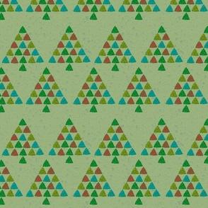 green-trees