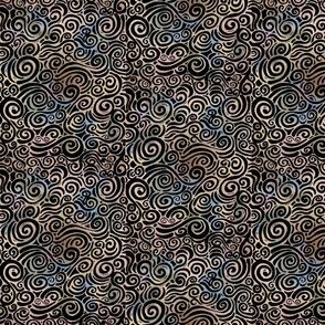 Maori style-tan