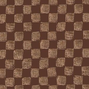 hickory checkerboard