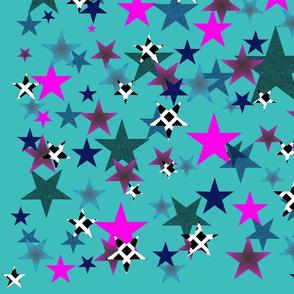 stars_blue_pink_black_white