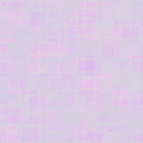 double tiles in iridescent purple
