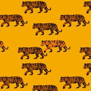 March of the Tigers (yellow)
