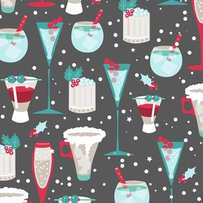 Christmas Holiday Cocktails