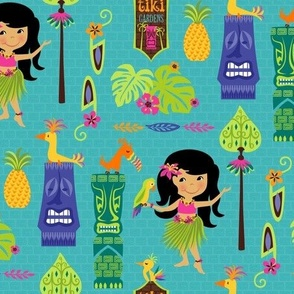 Wee are the World: Tiki