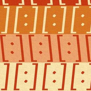 Brackets Red Orange
