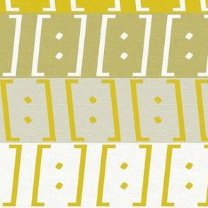 Brackets Yellow Gold