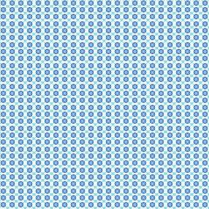 Mini Tiles - Blue