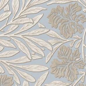 William Morris ~ Jungle Vines ~ Versailles Fog