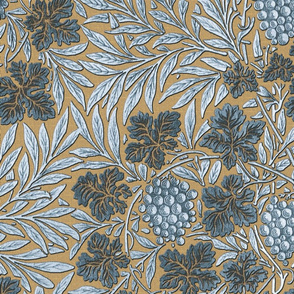William Morris ~ Jungle Vines ~ Rustic