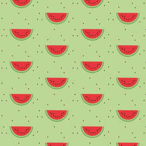 watermelon green