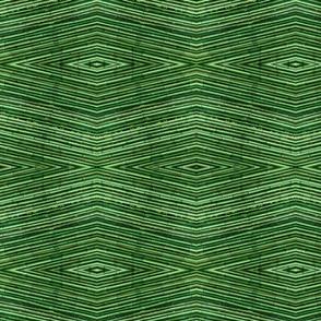 green_bamboo_diamond_pattern