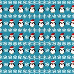 Snowflake Penguins
