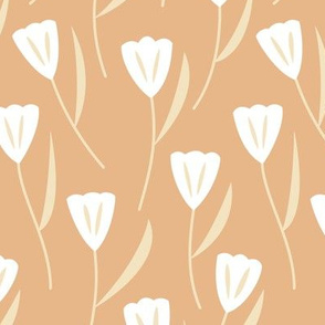 Tulips Melon (Serene)