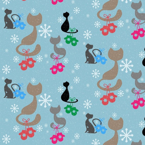 Kittens-and-Mittens